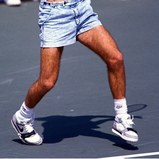 4- Andre Agassi